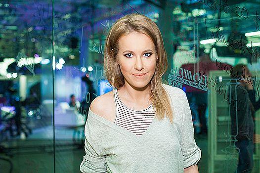 Американские СМИ назвали Ксению Собчак самой влиятельной женщиной в России