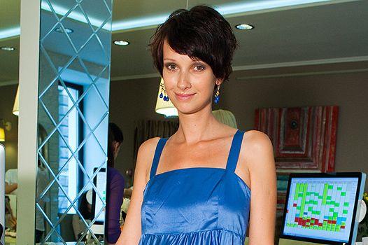 Анастасия Цветаева родила дочку