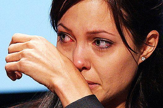 Анджелине Джоли требуется срочная пересадка печени?