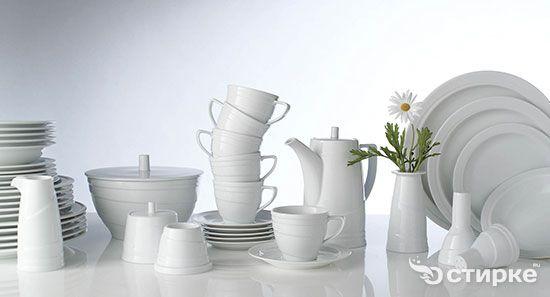 Бабушкины секреты: как мыть посуду без химии