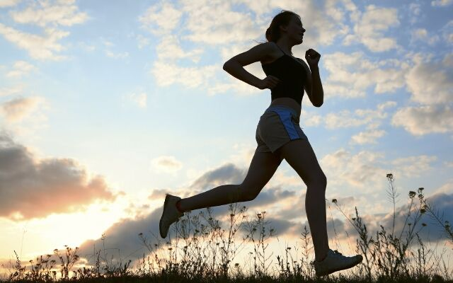 Бег для похудения - таблица: нужно только захотеть