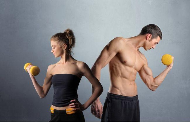 Чем и как питаться после тренировки?