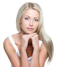Что подарить блондинке?