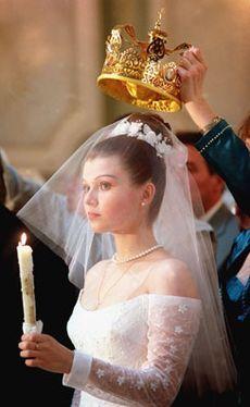 Что подарить на венчание?