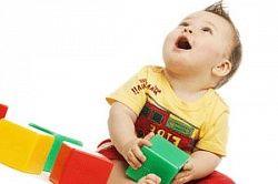 Что умеет ребенок в год
