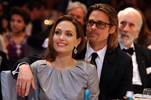 Cinema For Peace: Джоли, Питт и другие гости гала-вечера