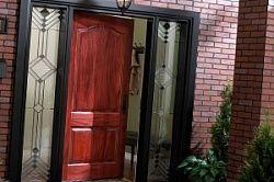 Цвет и расположение входной двери по фен шуй