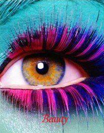 Декоративная косметика - основы макияжа. Цвета и макияж