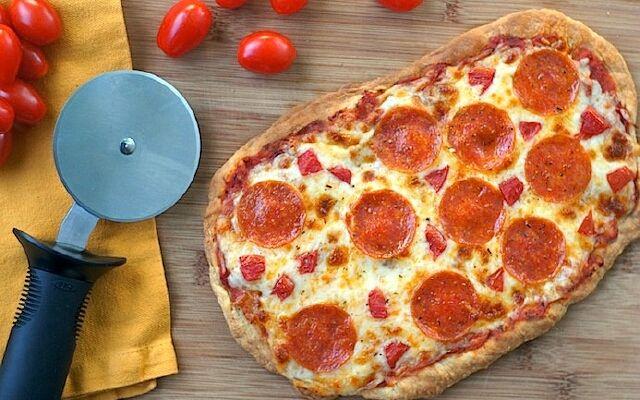 Домашняя пицца из слоёного теста: необычные пиццы