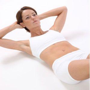 Гимнастика для похудения: видео с Джиллиан Майклс