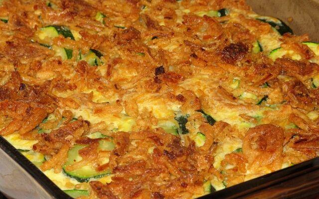 Готовим кабачки в духовке: диетические овощи