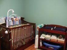 Готовим комнату для новорождённого