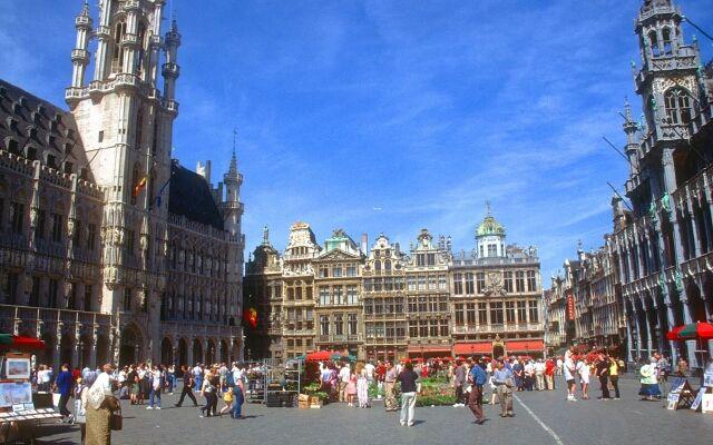 Интересные места Брюсселя: родина Писающего мальчика