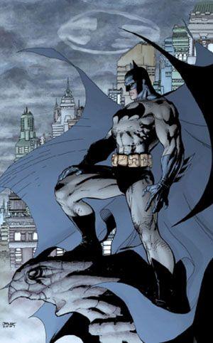 История Бэтмена