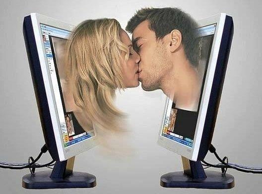 К чему приводят отношения в сети, или сумасшедший виртуальный роман