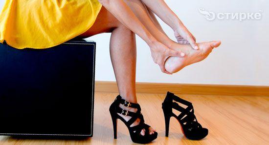 Как быстро увеличить размер обуви, если она жмет