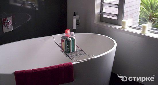Как и чем можно чистить ванну из акрила