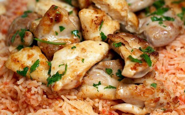 Как из утки приготовить плов: изысканное восточное блюдо