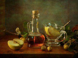 Как избавиться от целлюлита и лишнего веса с помощью яблочного уксуса