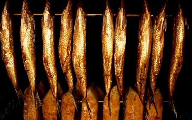 Как коптить рыбу в коптильне: вкусный продукт без затрат