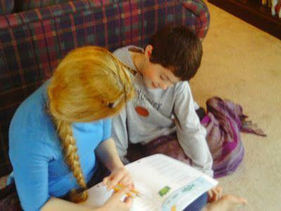 Как научить ребенка делению