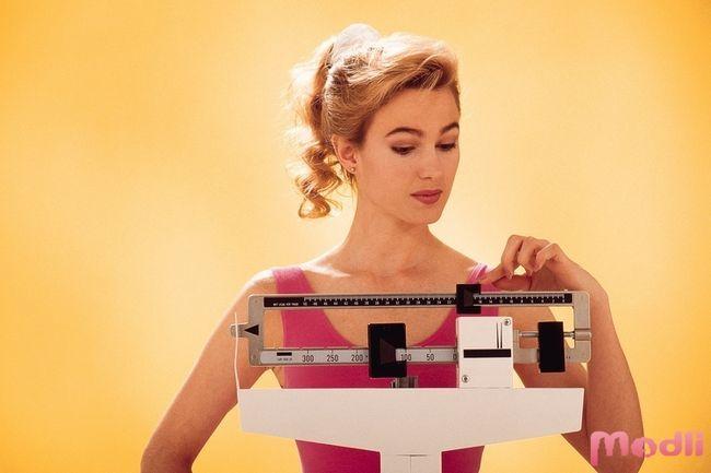 Как правильно девушке набрать вес