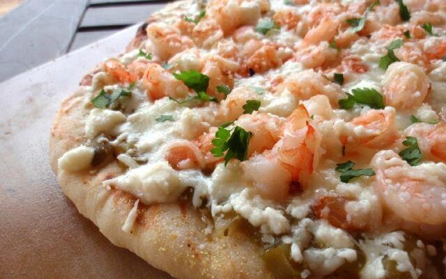 Как приготовить пиццу с морепродуктами: дары морских глубин