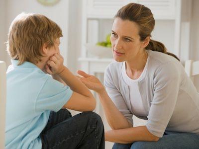 Как воспитать правильно ребенка