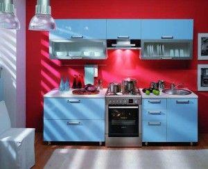 Как выбрать цвет кухни под твой характер?