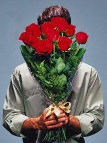 Какие цветы подарить мужчине?