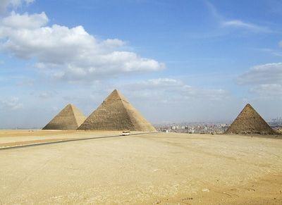 Какое время года выбрать для отдыха в Египте?