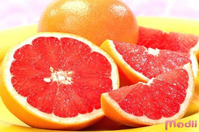 Кладезь витаминов и хорошего настроения — сочный грейпфрут