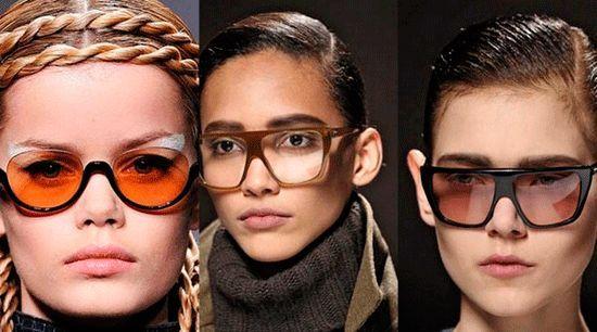 Модные солнцезащитные очки 2013: без табу и компромиссов!