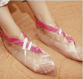 Носочки для педикюра Sosu, Baby foot, Skinlite, Floresan и SilkyFoot