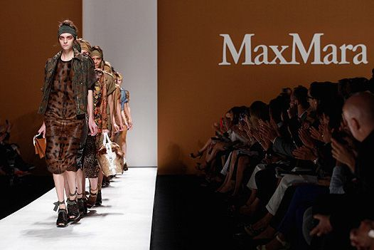 Новости миланской Недели моды: Max Mara, Blugirl и Ermanno Scervino