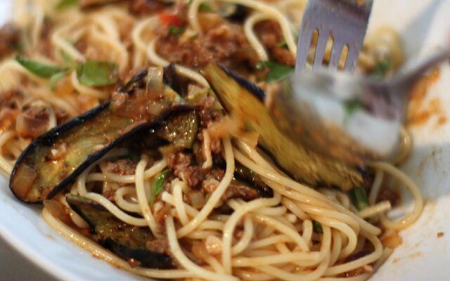 Паста с баклажанами по итальянски: удачное сочетание