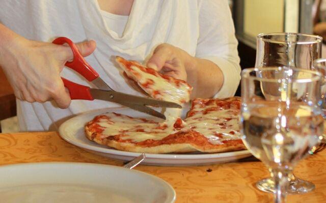 Пицца рыбная: разнообразие без мяса