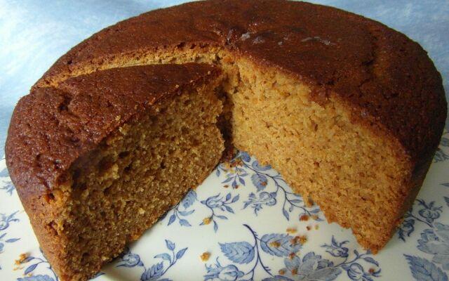 Пирог Трухлявый Пень на кефире: отличный сладкий пирог
