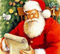 Письмо Деду Морозу шаблоны распечатать