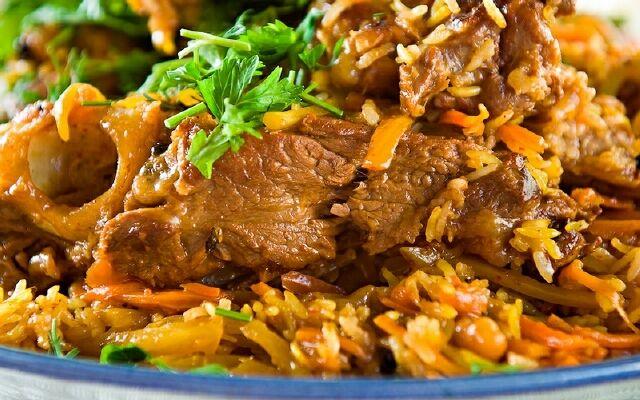 Приготовление плова из говядины: сытный обед