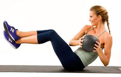 Простые и эффективные упражнения для быстрого похудения живота