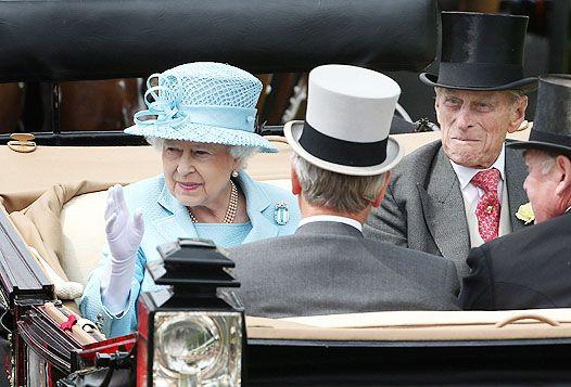 Royal Ascot: день первый