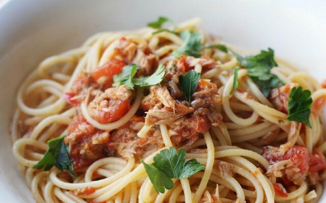Рыбная паста: рецепты моря