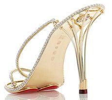Самая дорогая женская обувь в мире: фото