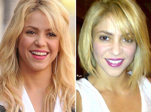 Шакира простилась с длинными локонами