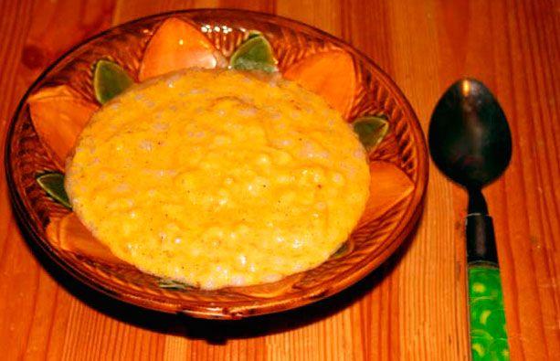 Тыквенная каша. Лучшие рецепты приготовления каши из тыквы