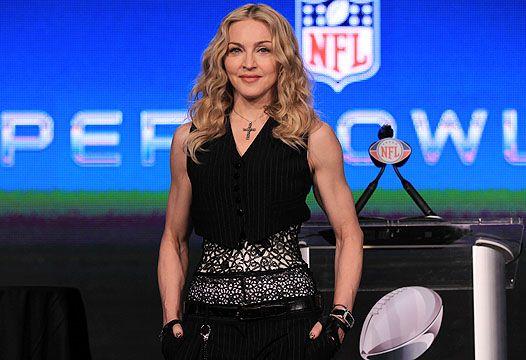 В здоровом теле - здоровый дух: вегетарианская диета Мадонны