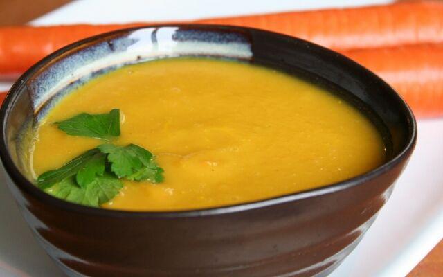 Вкусный суп пюре: минимум нагрузки на желудок
