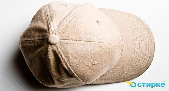 Выбираем правильный способ стирки для кепки или бейсболки