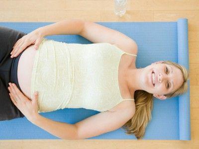 Выделения во время беременности